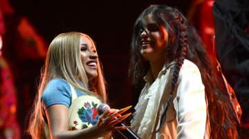 Headlines - Cardi B, Selena Gomez & Ozuna Surprise Fans At Coachella