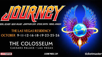 None - Journey The Las Vegas Residency at The Colosseum at Caesars Palace