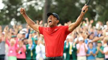 Sports Desk - Tiger Wins Masters
