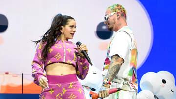 Coachella News - J Balvin Brings The Reggaeton To Coachella With Rosalía & Sean Paul