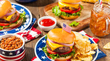Dana Tyson - Food Network Poll Reveals Americans' Favorite 4th of July Foods