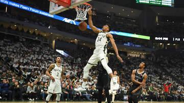 Bucks - Highlights: NBA Playoffs: Bucks 121, Pistons 86