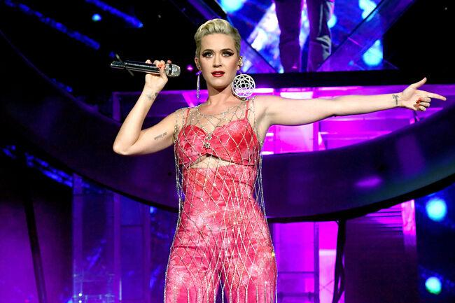 Katy Perry Joins Zedd and Serves Looks at Coachella 2019