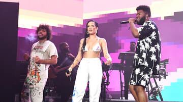 Coachella News - Khalid Brings Out Halsey, Marshmello, Billie Eilish & Normani At Coachella
