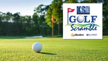 None - The KSR Golf Scramble - Team Purchase available at 10AM!