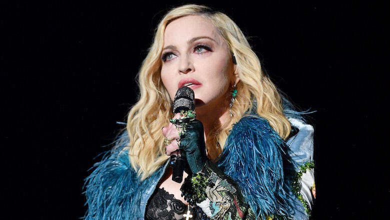 Madonna Is Directing & Co-Writing Her Own Biopic