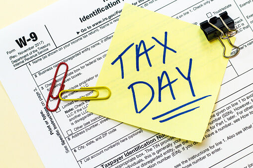 Your next Tax Return is Due in 234 days!