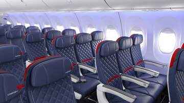 Rockin' Rick (Rick Rider) - Delta reducing how far you can recline your seat back!