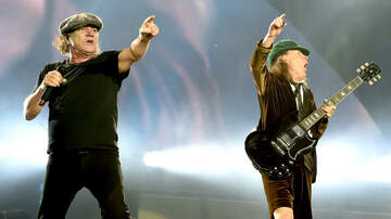 Maria Milito - Brian Johnson Will Tour With AC/DC, Rumor Says