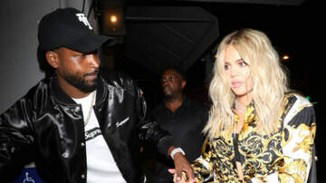 Headlines - Khloe Kardashian & Tristan Thompson Reunite At Daughter's Birthday Party