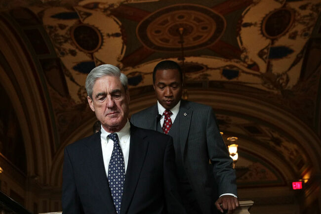 Mueller's report to be released on Thursday