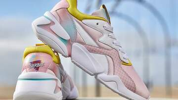 Tim Ben & Brooke - Puma & Barbie Teamed Up To Make The Cutest Sneaker Ever