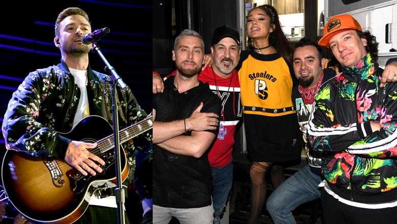 The Real Reason Justin Timberlake Missed *NSYNC's Coachella Reunion