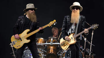 Jim Kerr Rock & Roll Morning Show - ZZ Top Will Take 50th Anniversary Tour To Jones Beach In September