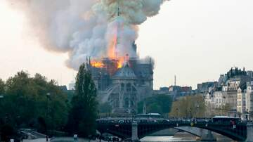 The Joe Pags Show - Fire at Paris' Notre Dame Cathedral