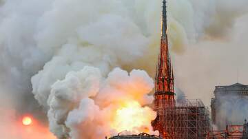 The Bushman Show - Breaking: Notre Dame Cathedral In Paris Burning Out Of Control