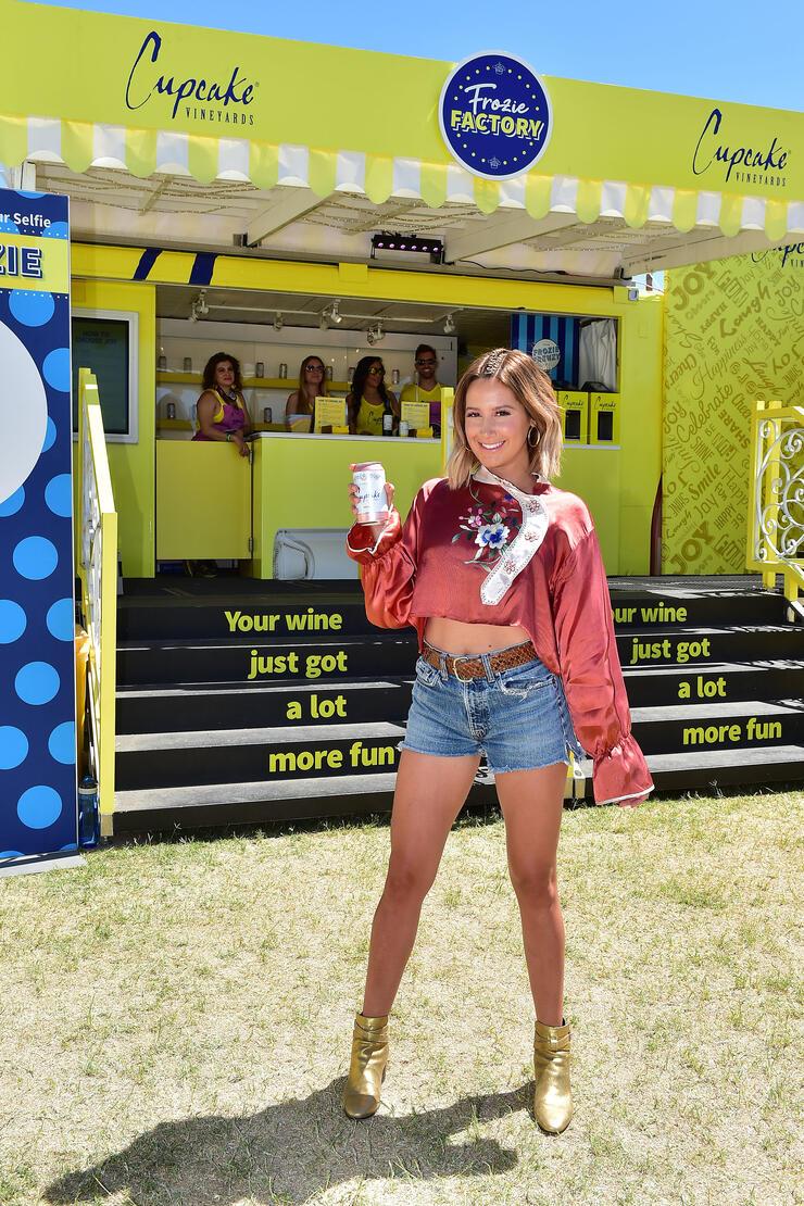 Ashley Tisdale at Coachella Music & Arts Festival