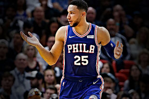 Ben Simmons is the Most Disappointing Player in the NBA