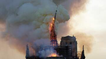 Terry Meiners - Deni Kamper's first person view of Notre Dame fire