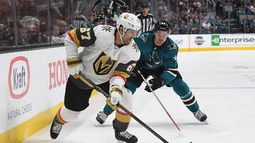 Vegas Golden Knights - Vegas Golden Knights / San Jose Sharks Game 1 Recap [Photos]