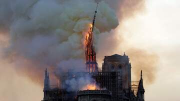 None - Surprise, Trump made a stupid comment about Notre Dame