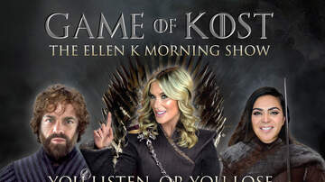 Ellen K Weekend Show - Full Schedule Released For The Final 'Games of Thrones' Episodes
