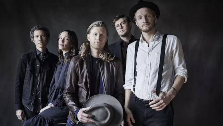 The Lumineers Recall Staying At Hotel Where 'Deathly Hallows' Was Written