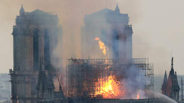 Suzette - BREAKING: Notre Dame Is On Fire And Has Begun To Collapse