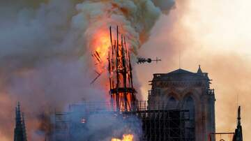 The Joe Pags Show - French Billionaire Pledges Millions To Rebuild Notre Dame