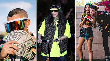 Photos - Celebrities Spotted At Coachella Weekend 1