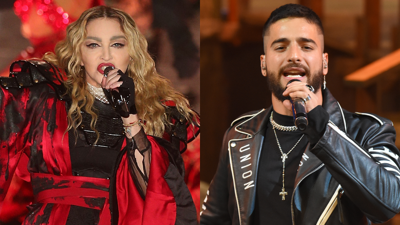 Madonna Releasing New Collab 'Medellin' Featuring Maluma This Week