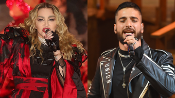 Entertainment News - Madonna Releasing New Collab 'Medellin' Featuring Maluma This Week