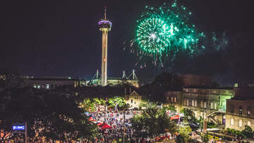 San Antonio Fiesta - Fiesta Officially Opens Today with Fiesta Fiesta