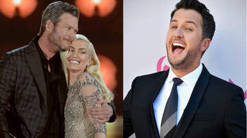 Entertainment News - Gwen Stefani And Blake Shelton Enjoy A Date Night — With Luke Bryan