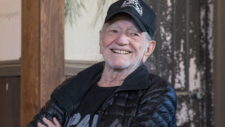 Willie Nelson Saving More Than Just Country Music