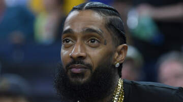Entertainment - The Marathon Continues: Nipsey Hussle Basketball Court Mural Unveiled
