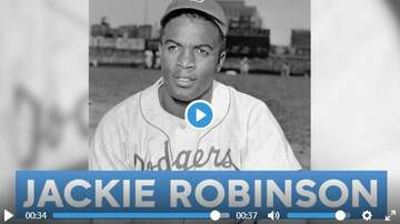 Marcella Jones - April 15th Jackie Robinson Day.