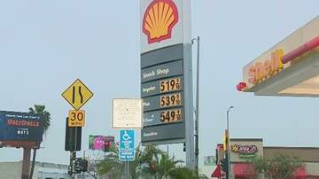 #iHeartPhoenix - Gas Prices Surpassing $5 Per Gallon In Some Parts Of California