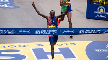 Matty in the Morning - Boston Marathon Men's Epic Final Head to Head Finish