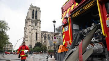 National News - Fire Out, Organ Intact But Work Ahead For Charred Notre Dame