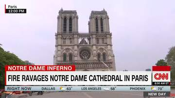 Paul and Al - French Billionaires Pledge BIG Money To Rebuild Notre Dame Cathedral