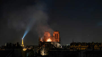 Randy McCarten - An Iconic Photo Taken Shortly Before The Notre Dame Fire