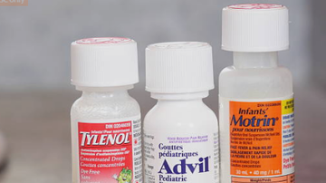 Jana - Do you know the difference between Advil & Tylenol, and when to use each?