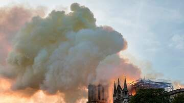 Cliff Notes on the News - A Message From the Fire at Notre Dame Cathedral