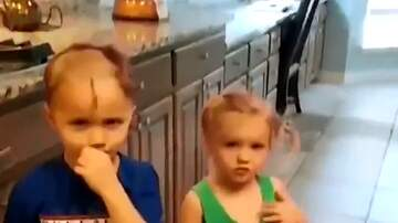 Patrick Sanders - Mom Horrified After Her Son Buzz Cuts Most Of His & Sibling Hair Off