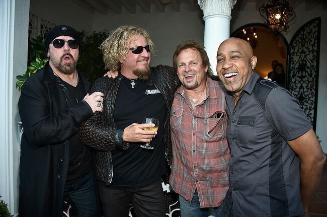 2014 Classic Rock Awards Launch Party