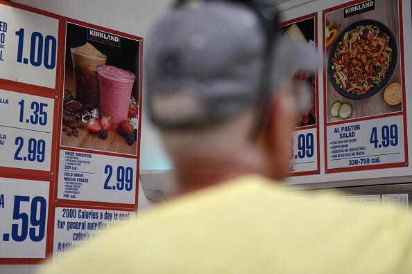 What's the BEST food at the Costco Food Court?