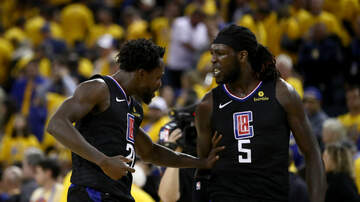 Sports Desk - Clippers Rally To Stun Warriors