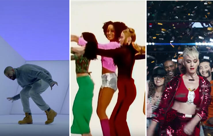 15 Dances That Were Made Popular By Songs & Music Videos