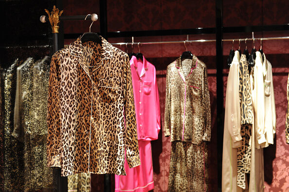 Dolce & Gabbana Pyjama Party At 5th Avenue Boutique